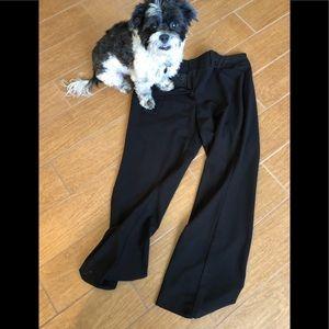 Selling a pair of black pants.